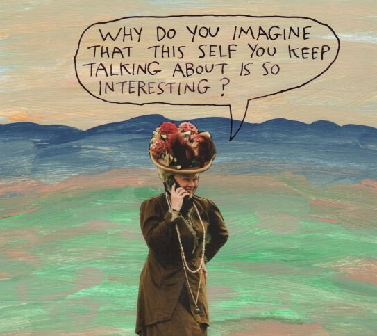 Why do you imagine that this self you keep talking about is so interesting stoicmike michael lipsey